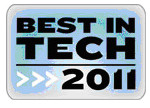 récompense best tech 2011