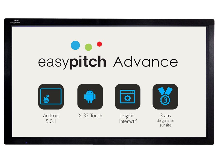 ecran interactif easypitch