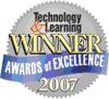 Winner Award Excellence