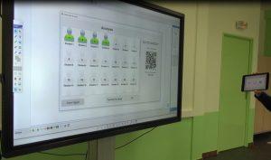 La gestion de classe sur mimio mobile