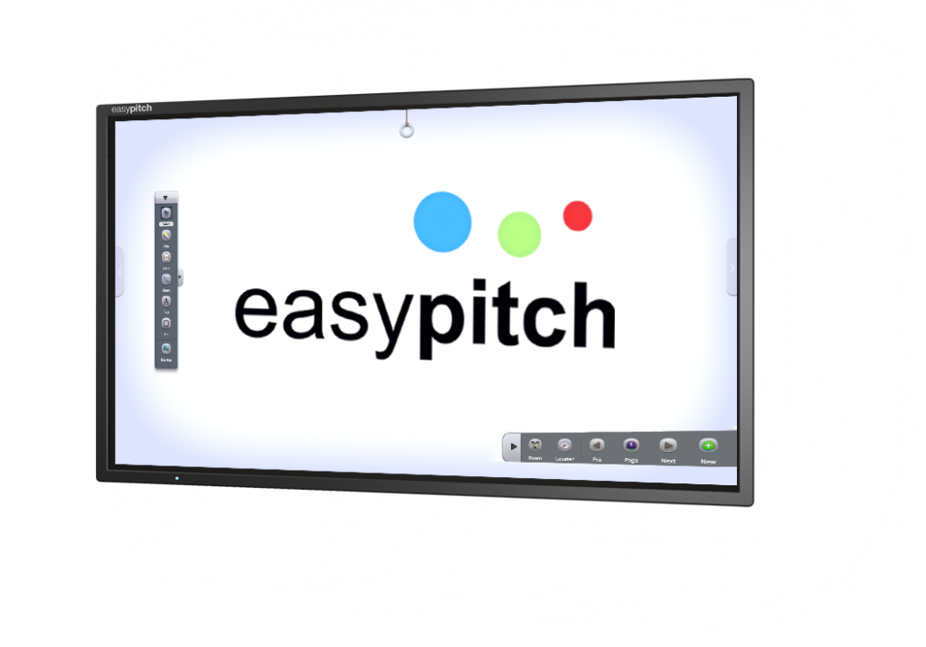 ecran interactif easypitch