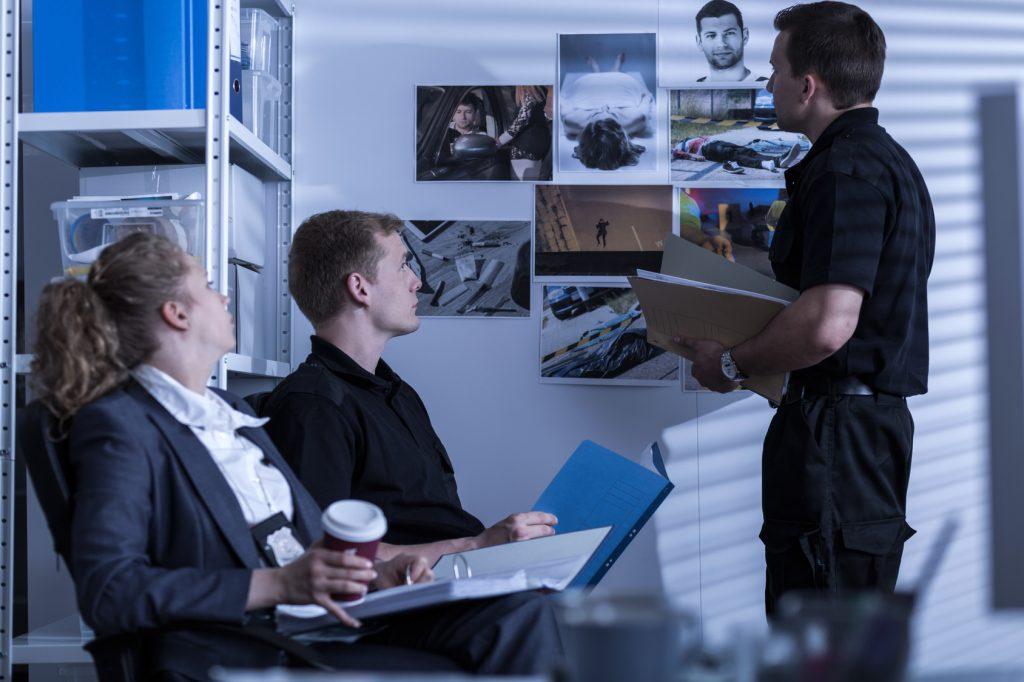 Etude enquete de police
