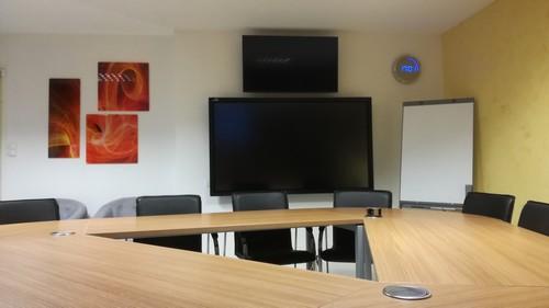 Salle de reunions chez loca loco pro