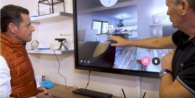 prise en main ecran interactif