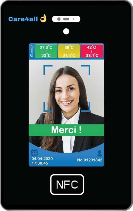 Tablette detection thermique - tbi direct