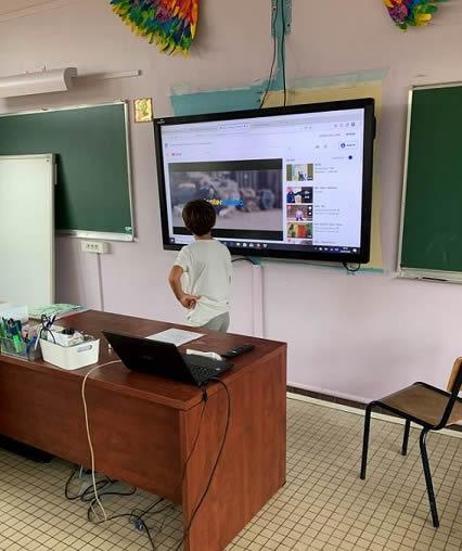 Ecole Jumeauville tbi-direct