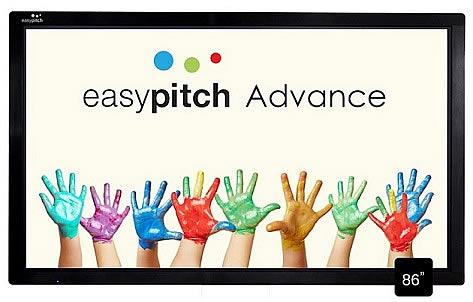 Ecran easypitch advance tbi direct