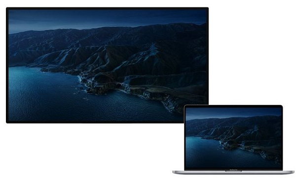 connecter ecran interactif ordinateur mac