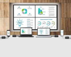 systeme de presentation sans fil